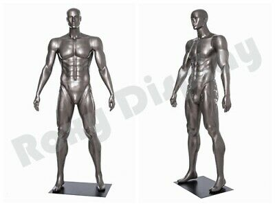 Male Mannequin Muscular Football Player Dress Form Display Mc-brady03
