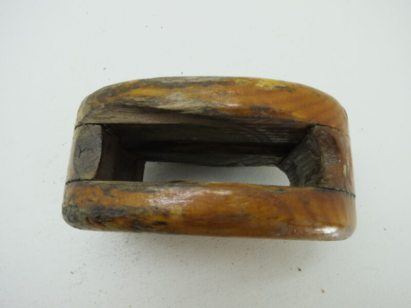 2+3/8 INCH WOOD PULLEY BLOCK HOUSING