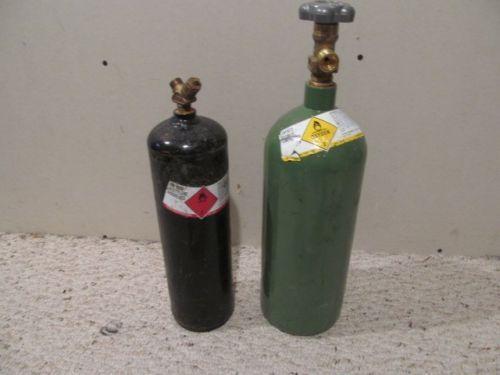 Oxygen Acetylene Tanks Ebay