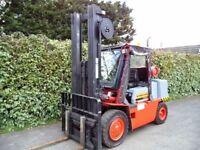 Komatsu Gas/LPG 4ton Counterbalance Forklift Truck