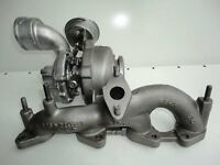 TURBO RECONDTIONED TURBOCHARGER VW AUDI SEAT FORD BMW PEUGEOT CITROEN
