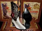 Los Altos Boots Medium Width (D, M) Beige Boots for Men