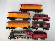 Santa FE Train Set