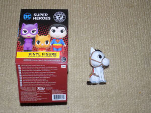 FUNKO, COMET, WONDER WOMAN'S HORSE MYSTERY MINIS DC SUPER HEROES