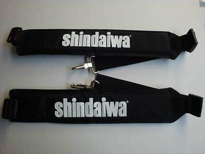 c061000280 (2) Genuine Shindaiwa Backpack Blower Shoulder Straps EB630 EB630RT