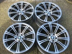 "Set of Genuine Forged BMW M3 19"" style 220 Rim in Superb cond"