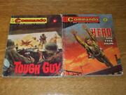 Commando Comics Lot