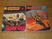 Commando Comics Lot
