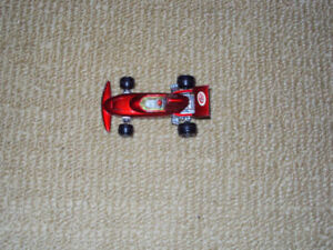 TINTOYS FAST SPEED WHEELS, MATRA RED F1 RACE CAR, DIECAST