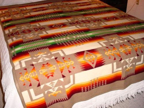 Tribal Blanket Ebay
