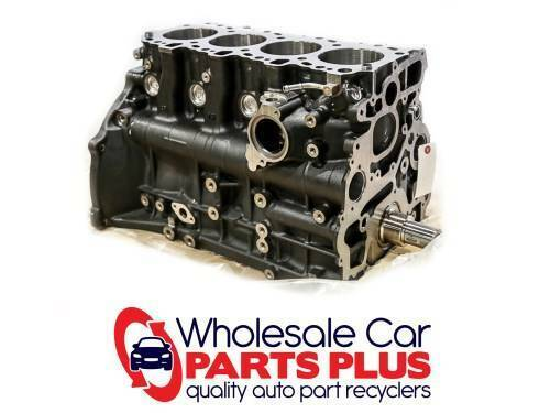 TOYOTA HILUX 1KD SHORT BLOCK ENGINE NEW GENUINE 05 TO 06 (P-1513