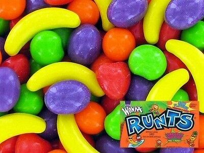 20lb Of Wonka Runts Fruit Candy Bulk Vending Candy -very Fast Free Shipping