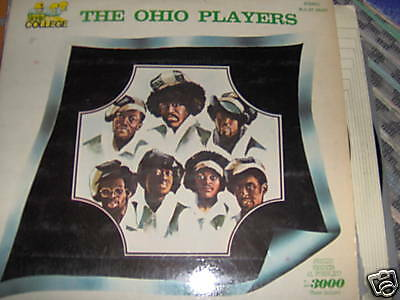 THE OHIO PLAYERS LP  ANNO 1975 SERIE COLLEGE (College Player Series)