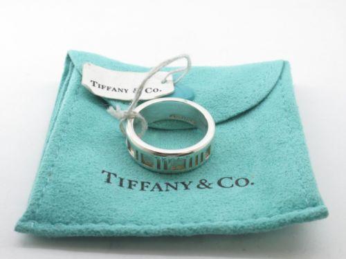 Tiffany Atlas Ring Ebay
