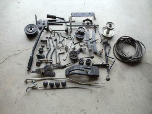 Riding Lawn Mower Parts Ebay