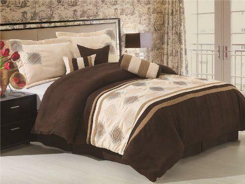 King Comforter Set With Curtains Ebay