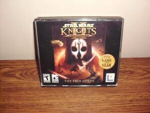 Star Wars Knights of the Republic II: The Sith Lords for PC