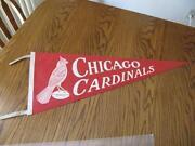 Vintage St Louis Cardinals Pennant