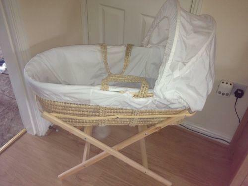 Moses Basket Nursery Furniture Ebay