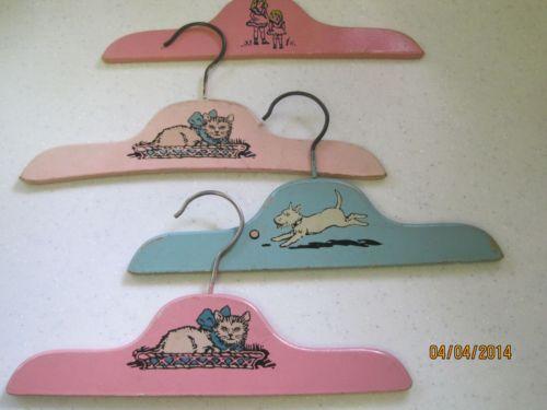 Vintage Child Hanger Ebay