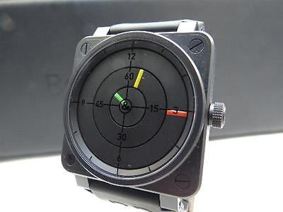 BELL & ROSS  RADAR Limited Edition BR01-92 mens Watch  BOXED