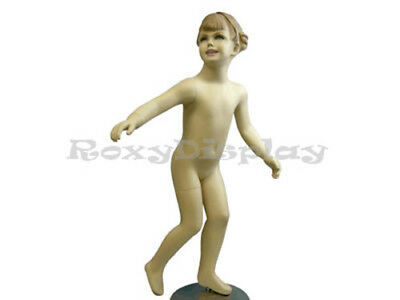 4-5 Years Old Fiberglass Children Mannequin Display Dress Form Md-514f