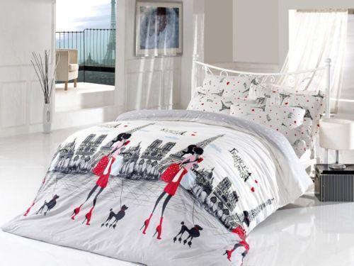 Girls Paris Bedding Ebay