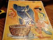 Vintage Tray Puzzle
