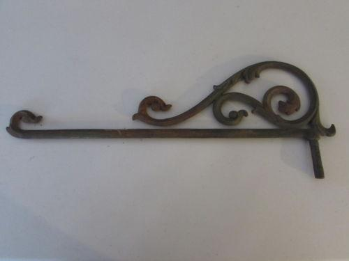 Vintage Swing Arm Curtain Rods Ebay