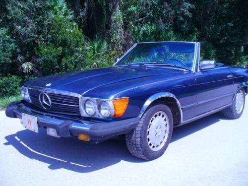 Mercedes 450SL  eBay