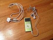 iPod Nano 2nd Generation Green