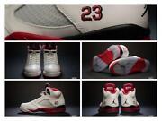 Air Jordan V Fire Red 2013