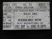 Billy Joel Ticket Stub