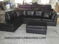 ★JANUARYCLEARANCES★SALE BRAND NEW★LEATHER SECTIONAL★SALE $648