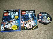 Lego Star Wars 3 PS2