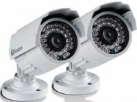 Swann PRO-842 - Multi-Purpose Day/Night 900TVL CCTV Camera (2 pack)