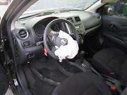 Nissan Versa Steering Wheel