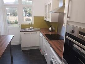 A lovely redecorated three bedroom semi detached house with off street parking in Isleworth
