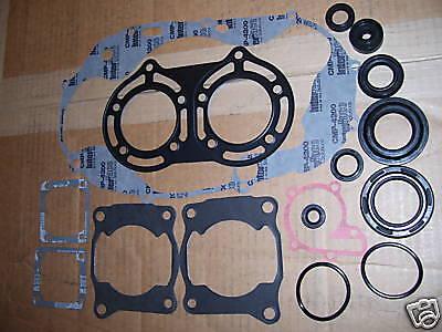 YAMAHA BANSHEE 350 87-06 COMPLETE ENGINE MOTOR GASKET KIT & OIL SEALS