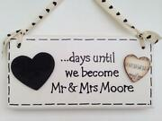 Engagement Plaque