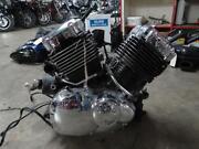 VStar 650 Motor