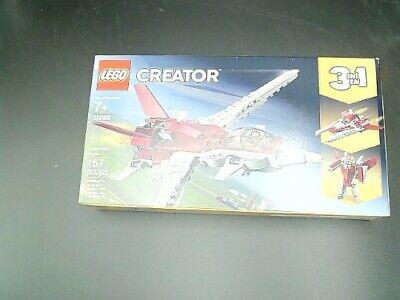 LEGO Creator 3in1 Futuristic Flyer 31086 Building Kit (157 Pieces) - Worn Box