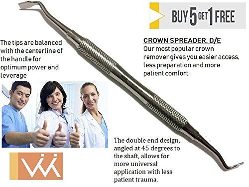 Wise Dental Crown Spreader, D/E