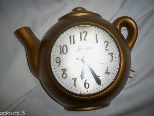 Electric Kitchen Clock Ebay