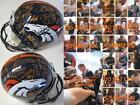 Peyton Manning Broncos Helmet
