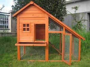 ♥♥♥♥ RABBIT / CHICKEN COOP  WITH SLOPPED ROOF ♥♥♥♥ Londonderry Penrith Area Preview
