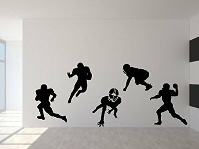 Football Players Nfl Sports For Car Truck Suv Laptop Macbook Window Wall