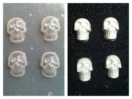 Resin Skull Molds Ebay