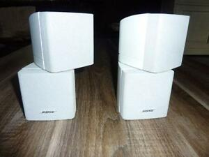 bose cube lautsprecher subwoofer ebay. Black Bedroom Furniture Sets. Home Design Ideas