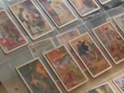 RARE Cigarette Cards